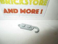 Lego - 1x Hook - Mix 3127 3127b Light Gray