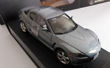 1/18 Autoart Mazda RX-8 Die Cast Model Grey