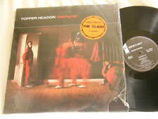 TOPPER HEADON Waking Up Bobby Tench Mickey Gallagher Jimmy Helms LP The Clash