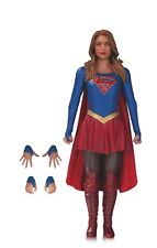 """2017 DC DIRECT COLLECTIBLES SUPERGIRL TV SHOW #01 SUPERGIRL 7"""" ACTION FIGURE MIB"""