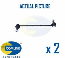 2 x NEW COMLINE FRONT DROP LINK ANTI ROLL BAR PAIR OE QUALITY CSL7079