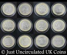 Brilliant Uncirculated Rare Two Pound Coins £2 1986 to 2021 - Various Years