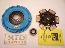 XTD STAGE 4 MIBA CLUTCH KIT GOLF GTi JETTA CORRADO PASSAT VR6 2.8L (SPRUNG)