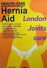 Soft Hernia Support Belt Inguinal  Breathable double Truss Brace Adjustable UK