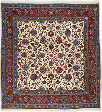 Sarouk Teppich Orientteppich Rug Carpet Tapis Tapijt Tappeto Alfombra Art Square