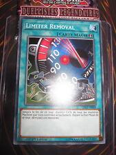 YU-GI-OH! COM LIMITER REMOVAL LED2-FR049 FRANCAIS EDITION 1 NEUF MINT