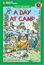 New - A Day at Camp by Mayer, Mercer