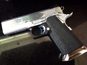 "NEW! STI 2011 pistol Grip-Tape ""Diamondgripp"" for STI 2011 Handgun Models"