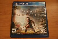 Assassins Creed Odyssey Sony Playstation 4 (PS4) Standard Edition