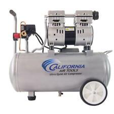 California Air Tools Electric Air Compressor 8.0 Gal. 1 Hp Ultra Quiet Oil-Free