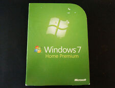 Microsoft Windows 7 Home Premium Full Retail Betriebssystem