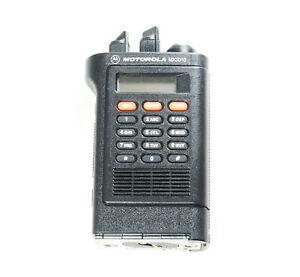 Motorola MX3010 Handfunkgerät BOS 2 Band FuG10B
