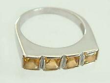 Damen Ring 585 Gold Weißgold Weißgoldring