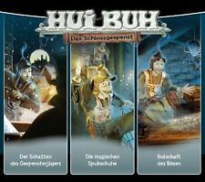 Hörbücher und Hörspiele auf Deutsch mit Hui Buh Europa