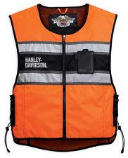 Harley-Davidson Warnweste Schutzweste reflektierend *98172-08VM/222L* Gr. XL-3XL