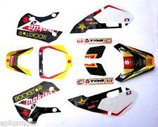 Pit Bike KLX 110 Rockstar  Energy KX65 DRZ 110 Suzuki