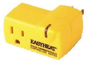 Electric HEAT TAPE Thermostat - New