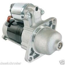 NEW STARTER MOTOR KUBOTA TRACTOR TG1860 G2160-R48S D782 D722E-GX DIESEL ENGINE