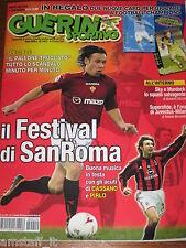 GUERIN SPORTIVO 2004/10=FESTIVAL ROMA=CARDS FOOTBALL CHAMPIONS=FILM CAMPIONATO=