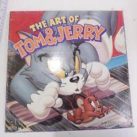 THE ART OF TOM & JERRY - Laserdisc LD - Box Set - Free Shipping