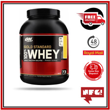 Optimum Nutrition Gold Standard Whey 100% Whey Protein! Highest Quality