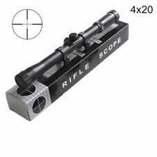Hot Sale Rifle Scope Telescopic Sight 4 X 20 For Rifles Crossbows Airsoft CS
