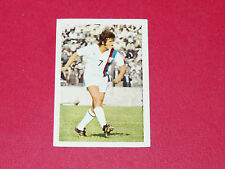 73 GEORGES PROST OLYMPIQUE LYON OL GERLAND AGEDUCATIFS FOOTBALL 1972-1973 PANINI