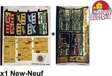 Lego - 1x Sticker Autocollant Harry Potter 75954 Hogwarts Great Hall chateau NEW