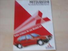 53274) Mitsubishi Colt Lancer Galant Sapporo - aktuell 02/1984