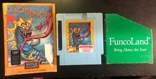 Nintendo Tagin' Dragon NES Rental Case Tested