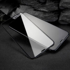 5D Curved Tempered Glass Film Full Screen Protector For Apple iPhone X - Black