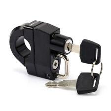 Universal 25mm Handlebars Helmet Lock For KAWASAKI VN 800/900/1500/1600/1700