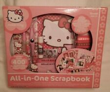 Hello Kitty All-in-One Scrapbook Kit (includes over 400 scrapbooking essentials)
