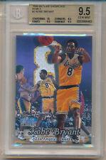 1998-99 Flair Showcase Row 2 Kobe Bryant (#02) (10 Centering/3-9.5's) BGS9.5