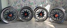 "Genuine BMW E36 328i 17"" BBS RC 041 Alloy Wheels Set"