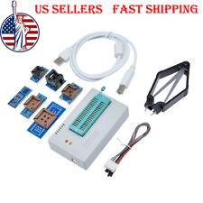 TL866II Plus Programmer FLASH Adapters Socket USB  EPROM BIOS AVR MCU PIC