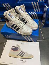 Adidas Top Ten OG Basketball High Top UK 8.5 E 42 D65161 Decade Hi Forum Rivalry