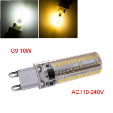White 10W G9 LED Bulbs 3014 SMD Spotlight Energy Saving Light Lamp AC 110-240V