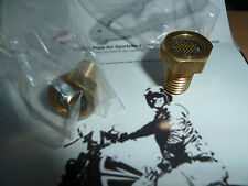HARLEY DAVIDSON  BRASS BREATHER HEAD BOLTS  TWIN CAM MODELS 1999-2006