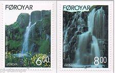 1999 Fäeröer 354-355 Europa CEPT Nationale parken
