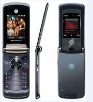 Original Motorola RAZR2 V9 2MP Camera 3G HSDPA 2100 Flip Cellphone Unlocked