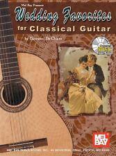 Giovanni De Chiaro: Wedding Favorites For Classical Guitar
