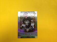 2006 Trilogy Jordan Staal rookie hockey card  Penguins  RC   #ed 347 of 999  RC