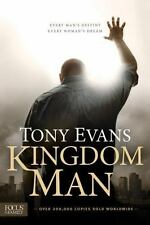 KINGDOM MAN [9781589977471] - TONY EVANS (PAPERBACK) NEW