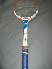 """SPALDING """"Pancho"""" Gonzales PRO CHAMP, vintage 1961-RARE BLUE-FREE SHIPPING!!"""
