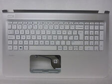 TESTED HP PAVILION 15-AB269SA KEYBOARD UPPER COVER PALMREST EAX150030600 w/out