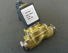 un montón de artículos relacionados e similar Stock Burkert tipo 0280 2//2 Way Solenoide Válvula