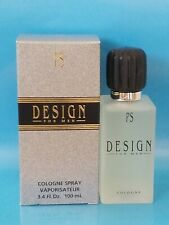 DESIGN by Paul Sebastian 3.4 oz, 100 ml COLOGNE SPRAY FOR MEN