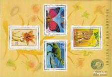 France Bloc 23 (édition complète) neuf 2000 Animaux et Plantes