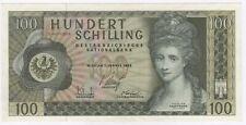 More details for 1969 austria 100 schilling bank note | pennies2pounds